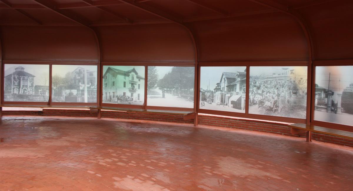 Norneón Impresión digital aplicada por el interior de cristal3